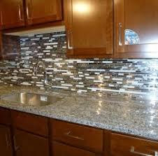 Glass Tile Backsplash Install by Interior Kitchen Update Add A Glass Tile Backsplash Hgtv Glass