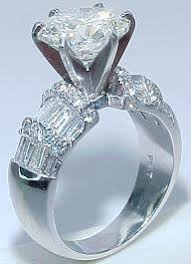 5 carat engagement ring 5 carat diamond ring