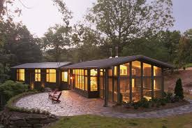 house plans north carolina green house of the month a respectful retreat in celo north