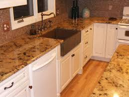 Copper Farm Sink In White Kitchen Traditional Kitchen - Copper farmhouse kitchen sink