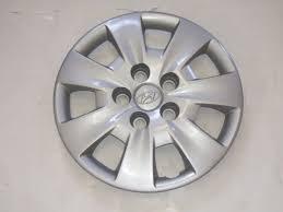 2009 hyundai elantra hubcaps elantra 09 12 15 hubcap 55562 p n 52960 2l000