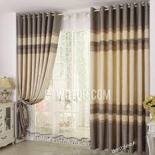 Curtains For Large Picture Window Elegant Modern Beautiful Linen And Cotton Large Window Curtains