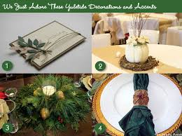 inspirational finds rustic table decorations for christmas