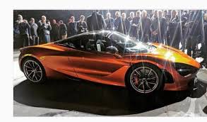mclaren 720s mclaren 720s leaks on instagram ahead of geneva motor show