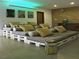chambre palette fabriquer un meuble en bois 14 meubles en palettes un grand lit