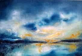 Seeking Painting Seeking Solace Painting By Artist Vandana Mehta Gallerist