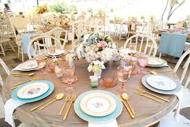 rustic table decorations for weddings vintage wedding ideas pink