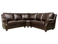 Small Scale Sofas by Small Scale Leather Sectional Sofas Leathergroups Com