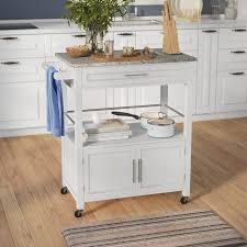 granite top kitchen island snow kitchen island with granite top reviews joss main