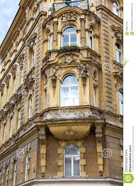 beauty of baroque architecture in prague stock image image 59961443
