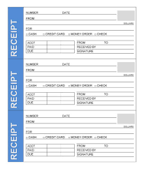 Rental Receipt Template Excel 10 Best Images Of Receipt Book Template Excel Receipt