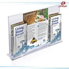 acrylic pocket brochure holder acrylic pocket brochure holder