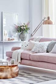 pink living room ideas trend colors 2017 millennial pink in the interior design fresh