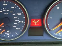 service light on car service indicator light