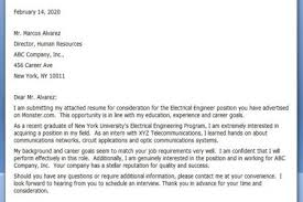 mining engineer cover letter sample livecareer marine electrical