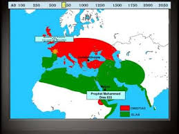 united states of islam map 2016 animated map of christianity and islam a history of conflict year