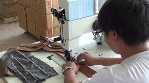 needle walking foot ornamental stitch machine for furniture