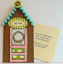 Cards For Housewarming Invitation Creative Addiction To Paper House Warming Invitations