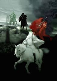 unsealed a closer look at revelation 6 and u201cthe four horsemen of