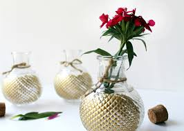 Flowers In A Vase Images Flowers In A Vase 10 Minute Gold Leaf Bud Vase U2014 Tag U0026 Tibby