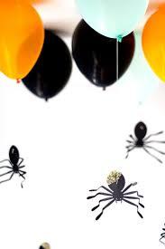 Halloween Birthday Balloons by The 25 Best Spider Balloon Decoration Ideas On Pinterest Spider