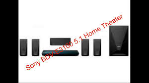 home theater 5 1 sony bdv e3100 5 1 home theater complete review youtube