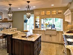 kitchen lighting ideas over sink over cabinet kitchen lighting with small recessed and chandelier