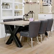 industrial kitchen table furniture reclaimed wood tables industrial dining tables modish living