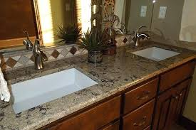 granite top for bathroom vanity black granite bathroom vanity top