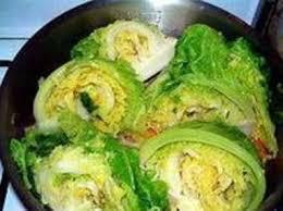 cuisiner du chou chou vert recette du chou vert braisé recette par chef simon