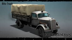 german opel blitz truck steam community group announcements heroes u0026 generals