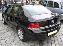 opel astra trunk file opel astra h stufenheck edition 1 6 ecotec saphirschwarz heck