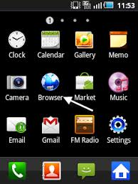reset android to default android browser reset to default settings