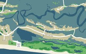 Map South Carolina Coast Interactive Map Of Kiawah Island Kiawah Island Golf Resort