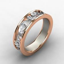 Mens White Gold Wedding Rings by Download Rose Gold Wedding Rings Mens Wedding Corners