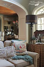 Home Beautiful Decor Cozy At Home Decorating Our Southern Home