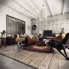 vintage industrial house on behance