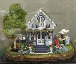 Sweet Coffee Shop France Style Diy Doll House 3d Miniature Free Dollhouse Printable Miniature Projects