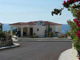 cy4819 private villa in argaka with own pool clear views