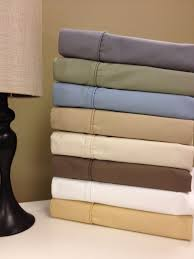 olympic queen best wrinkle free sheets 650 tc solid cotton bed