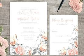 create your own wedding invitations design your own wedding invitations online zoolook me