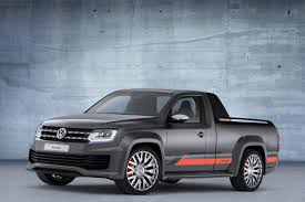 vw ute vw to debut 5kw amarok at worthersee