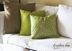 Upcycled Pillows - using old sweaters to make super cute pillow covers sweater