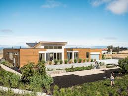 Blu Homes Modern Green Premium Prefab Modular Bay Area Homes - Modern modular home designs