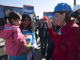 Christy Clark Cabinet B C Election 2017 Christy Clark Wants U S Coal Hit With Carbon