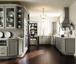 kitchens with gray cabinets gray kitchen cabinets homecrest cabinetry