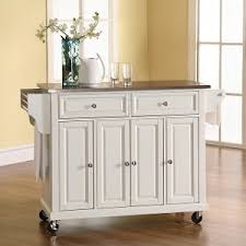 kitchen islands with stainless steel tops rc willey sells kitchen islands for your new kitchen design