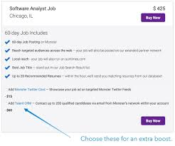 Monster Resumes Search Monster Job Posting Guidelines For Ads That Attract Winners