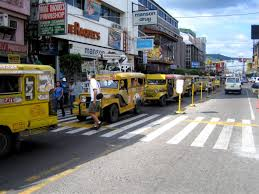 philippine jeepney interior olongapo city philippines lived across the river from here