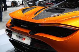 orange mclaren 720s mclaren 720s debuts bringing all the supercar drama with it